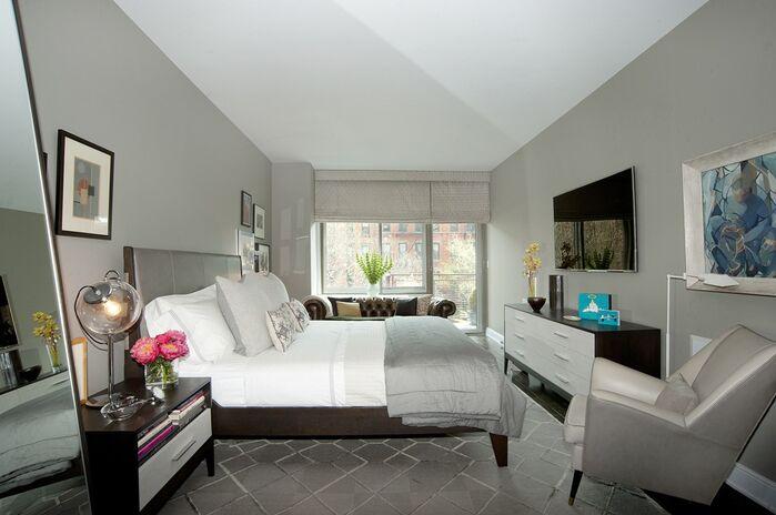 Contemporary Bedroom photo by Benjamin Cruz Designs