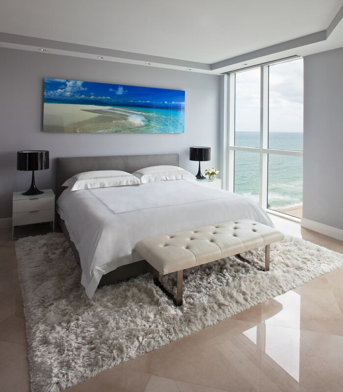 Contemporary Bedroom photo by Benjamin Cruz Designs