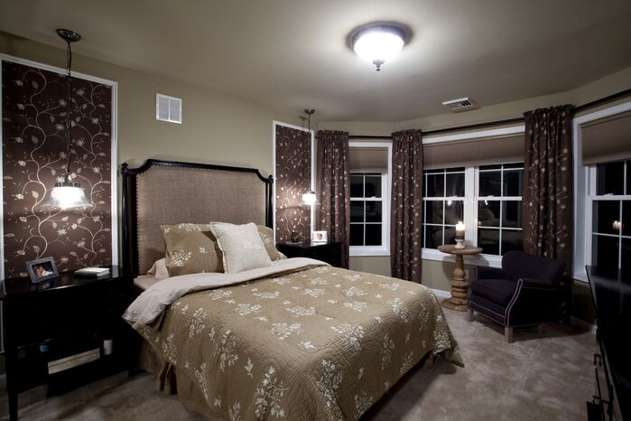 Traditional Bedroom photo by FW Interiors