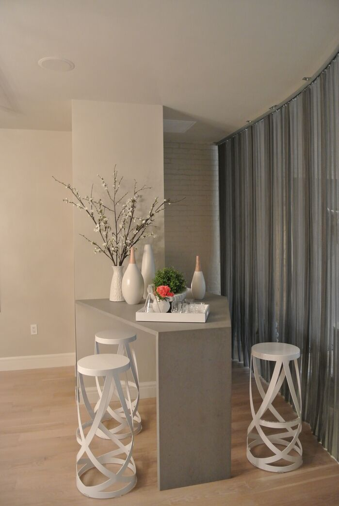 Contemporary Dining Room photo by FO Design