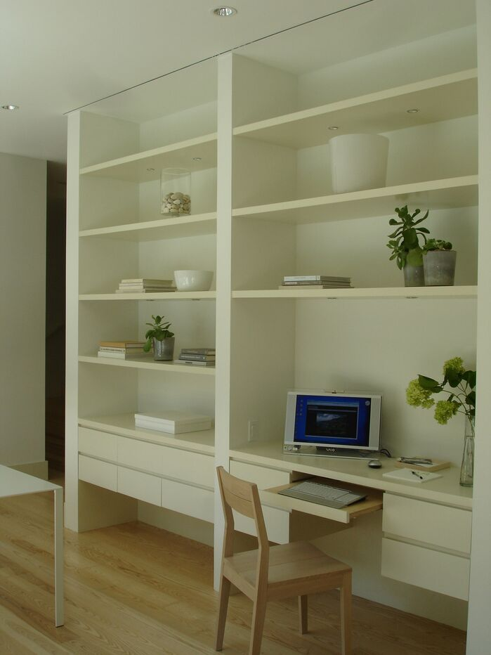Contemporary Home Office photo by FO Design