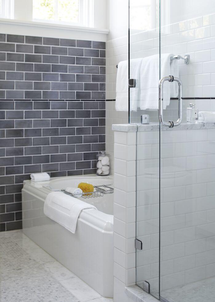 Contemporary Bathroom photo by Urrutia Design