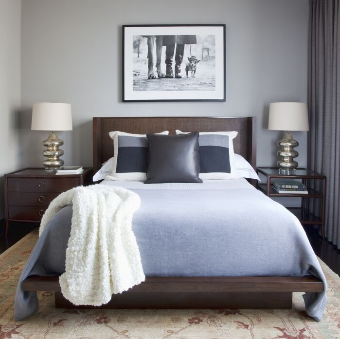 Contemporary Bedroom photo by Musso Design Group