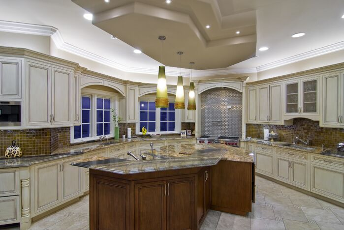 Traditional Kitchen photo by ALX Interiors