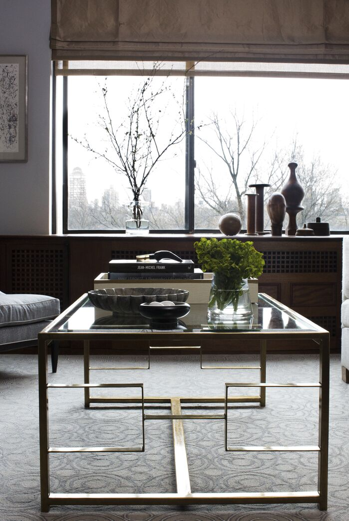 Modern Living Room photo by J. Patryce Design