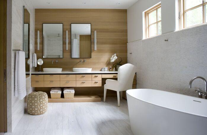 Modern Bathroom photo by Studio Frank