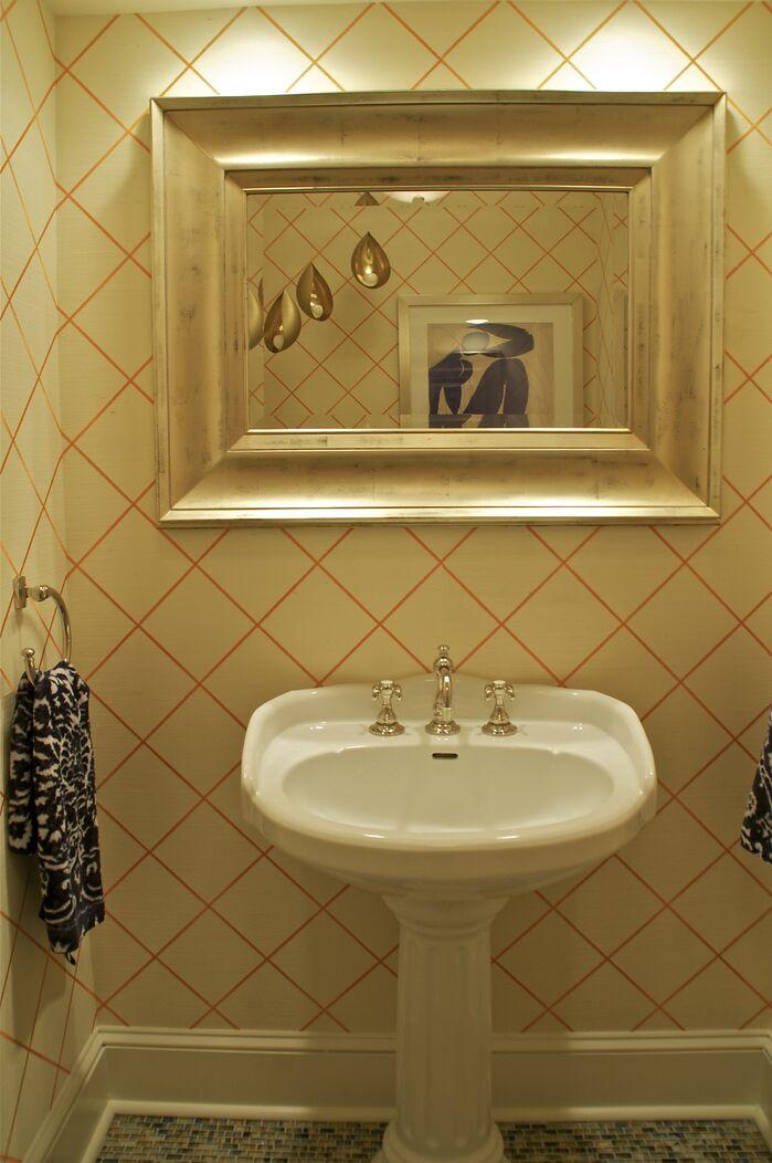 Modern Bathroom photo by Beth Interiors