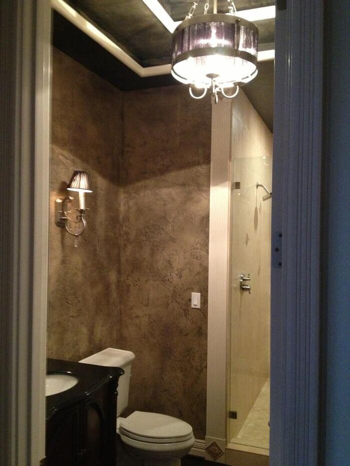 Traditional Bathroom photo by Charisma