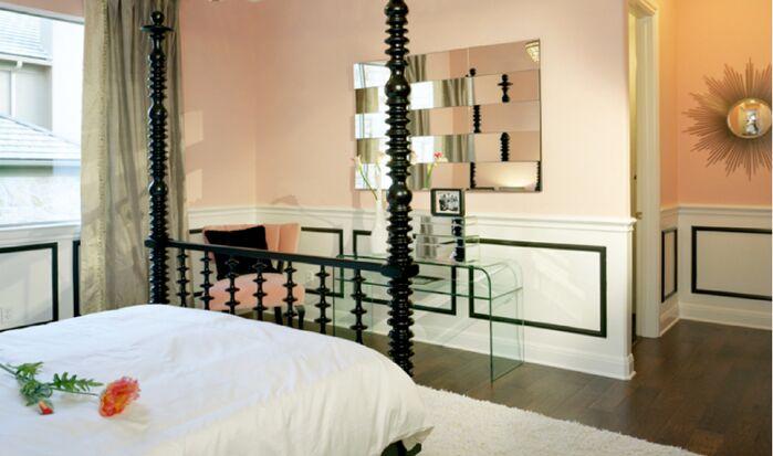 Vintage Bedroom photo by Esther LaVonne Design