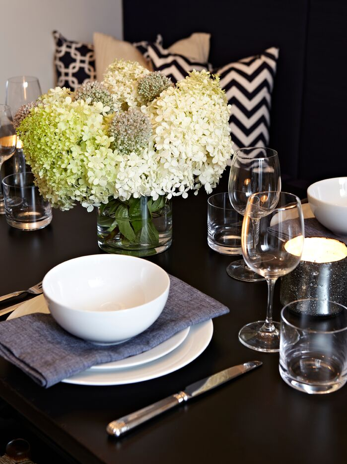Contemporary Dining Room photo by Chango & Co.