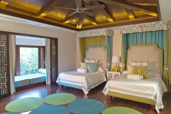 Contemporary Bedroom photo by B. Pila Design Studio