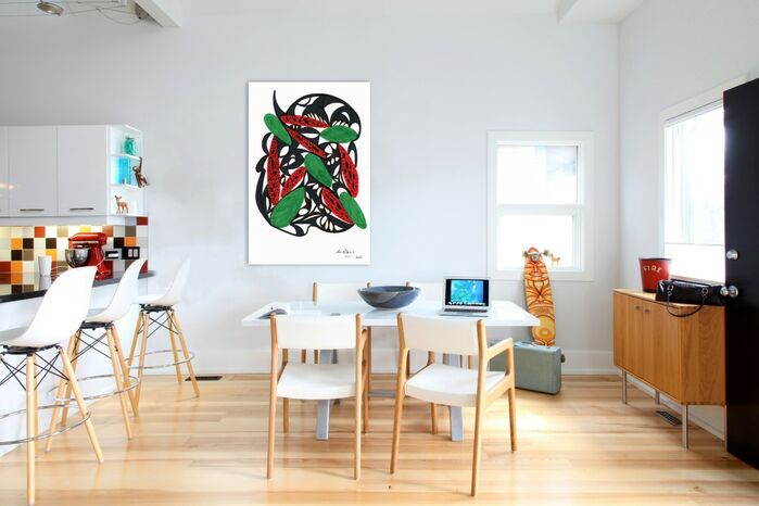 Modern Dining Room photo by Wayfair
