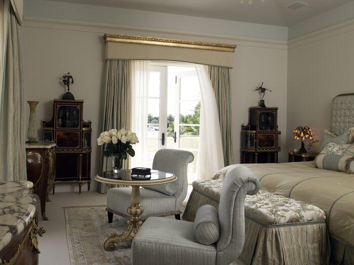 Traditional Bedroom photo by B. Pila Design Studio