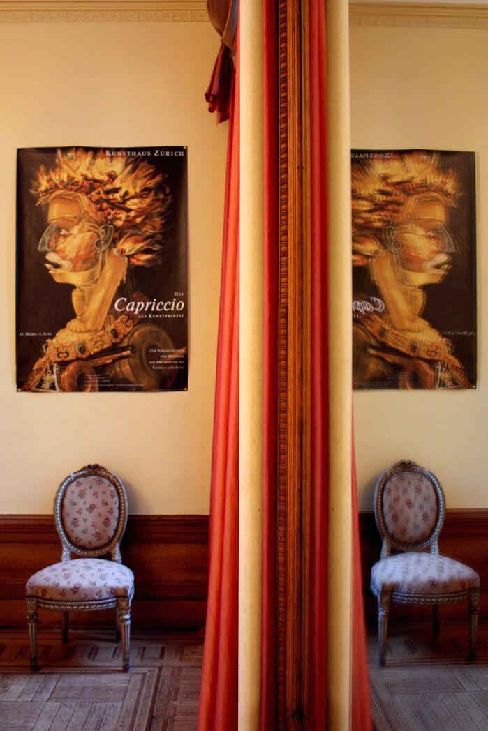 Eclectic Living Room photo by Barbara Saskia Design