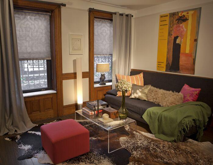 Modern Living Room photo by Barbara Saskia Design