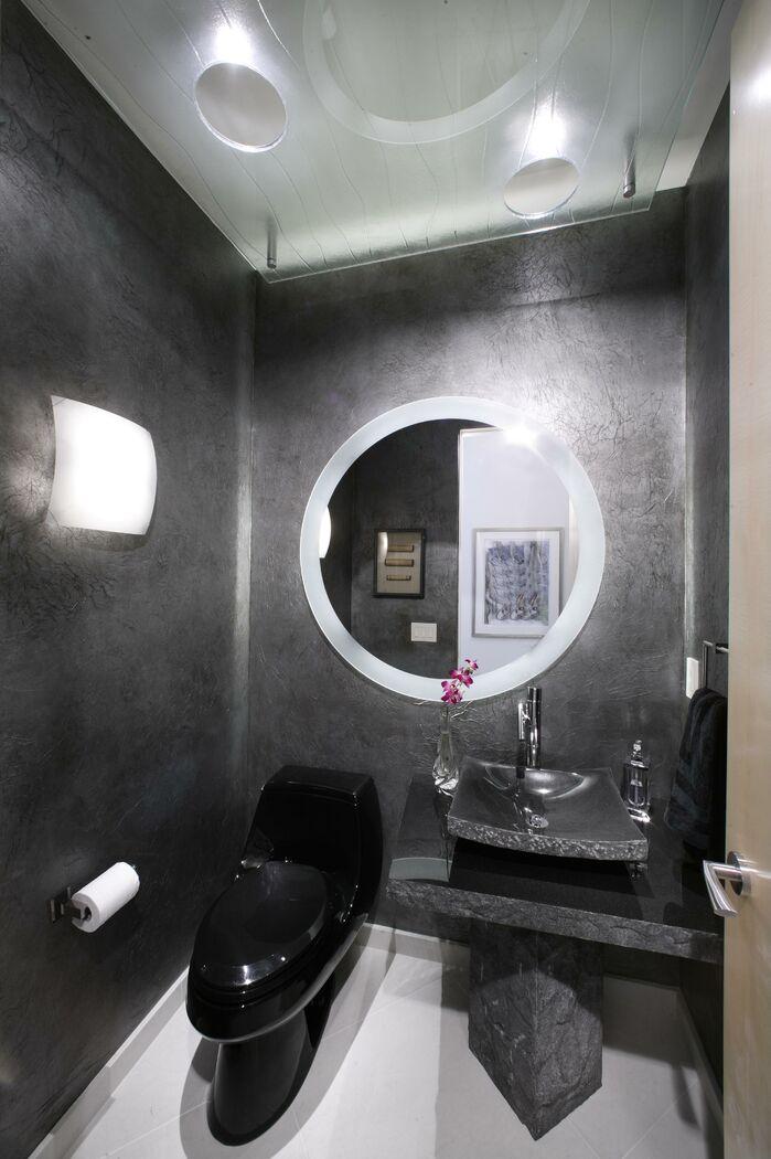 Modern Bathroom photo by Benning Design