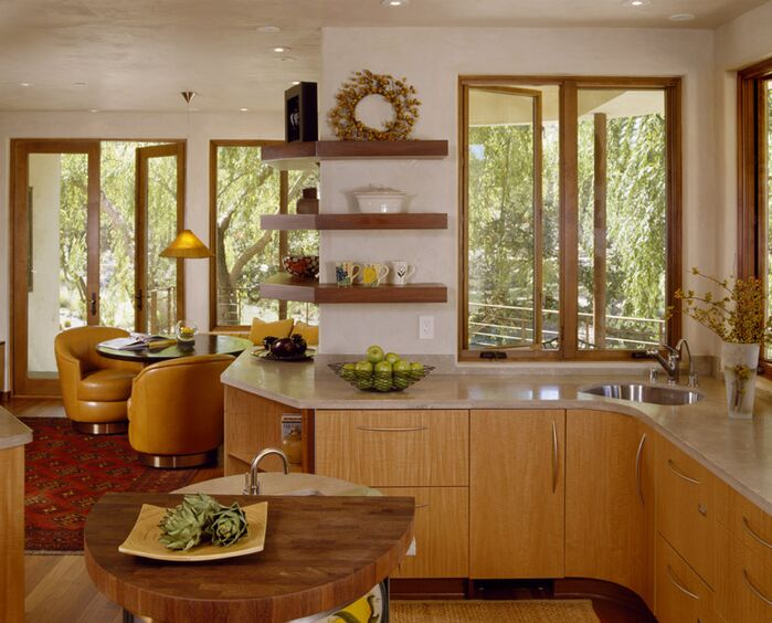 Contemporary Kitchen photo by Benning Design