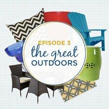 Ellen's Design Challenge: The Great Outdoors