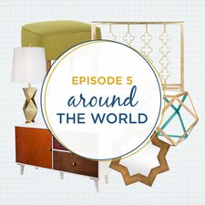 Ellen's Design Challenge: Around the World