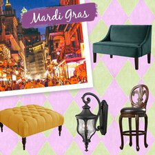 All That Jazz: Furniture Inspired by New Orleans