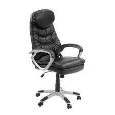 Imperium High-Back Leather Executive Chair
