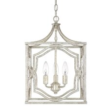 Blakely 3 Light Foyer Pendant