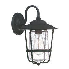 Creekside 1 Light Wall Lantern