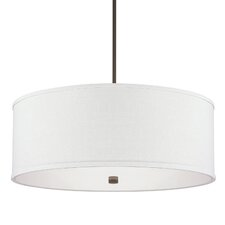 Midtown 4 Light Drum Pendant