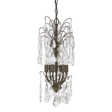 Axis 6 Light Mini Chandelier