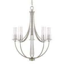 Emery 5 Light Candle Chandelier