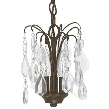 Axis 3 Light Mini Chandelier