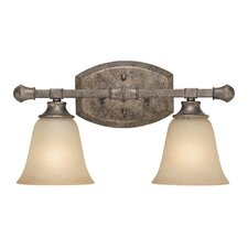 Belmont 2 Light Bath Vanity Light