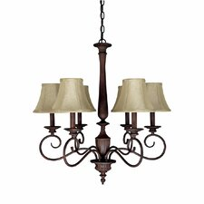 Hammond 6 Light Chandelier