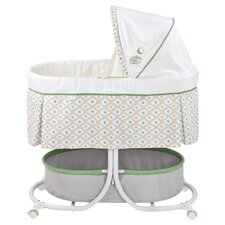 Soothe & Sleep Bassinet with Motion