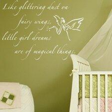 Fairy Dust Wall Decal