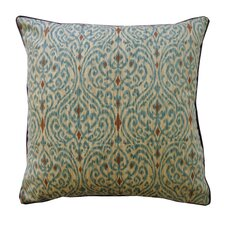 Gean Cotton Throw Pillow