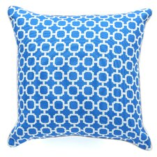 Blocks Outdoor Throw Pillow
