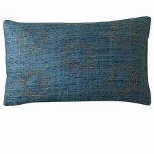 Matka Center Silk Lumbar Pillow