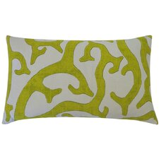 Reef Cotton Lumbar Pillow