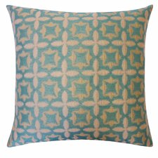 Motif Cotton Throw Pillow