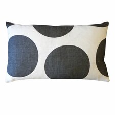 Ball Cotton Lumbar Pillow