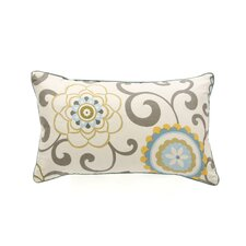 Ply Cotton Lumbar Pillow