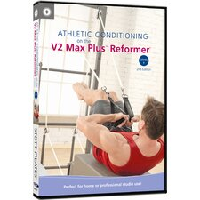 Athletic Conditioning on V2 Max Plus Reformer Level 1 2nd Edition DVD