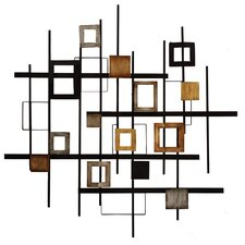 Abstract Wall Décor
