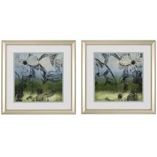 Bella Natura 2 Piece Framed Painting Print Set