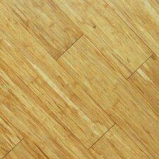"""3-3/4"""" Solid Bamboo Hardwood Flooring in Golden"""