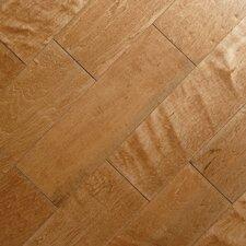 "American Smooth 3-1/2"" Engineered Maple Hardwood Flooring in Auburn"