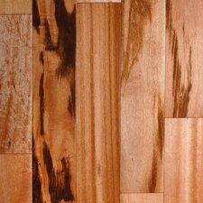"""Exotic Smooth 3-1/2"""" Engineered Tigerwood Hardwood Flooring in Tigerwood"""