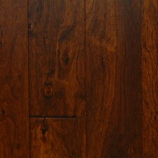 "5"" Engineered Eucalyptus Hardwood Flooring in Spice"