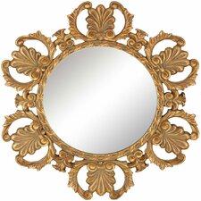 Classic Ornament Wall Mirror